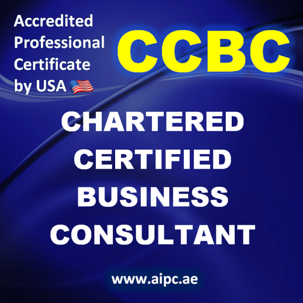 Chartered Certified Business Consultant