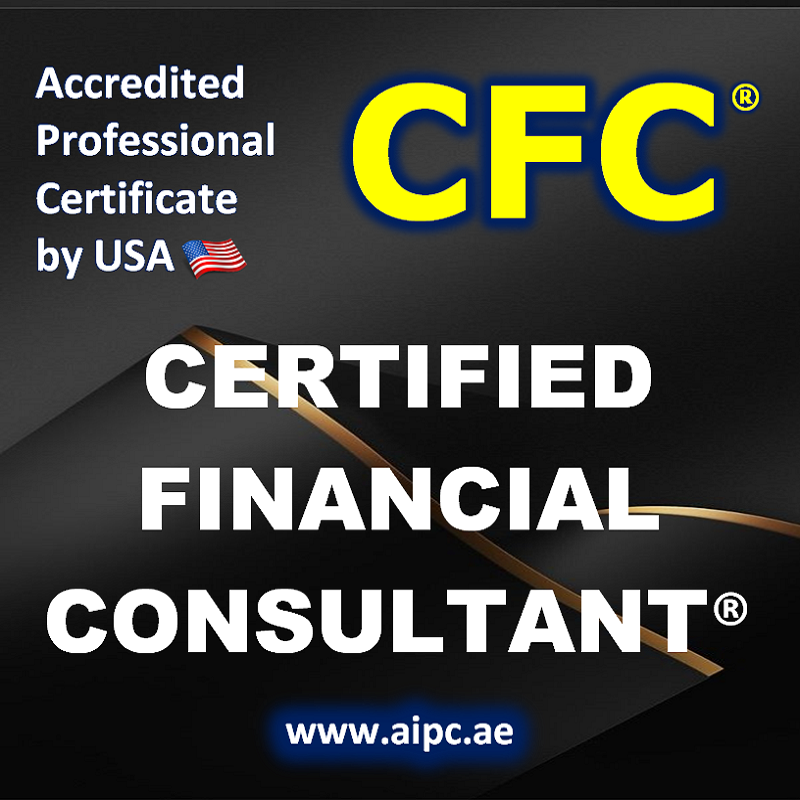 Certified Financial Consultant