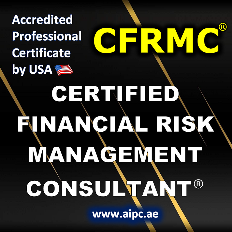 Certified Financial Risk Management Consultant