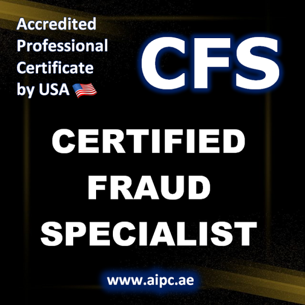 Certified Fraud Specialist
