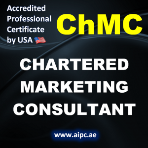 Chartered Marketing Consultant