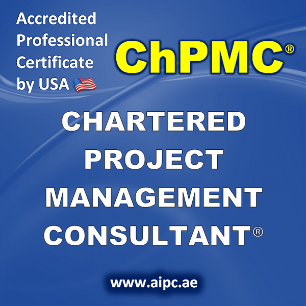 Chartered Project Management Consultant
