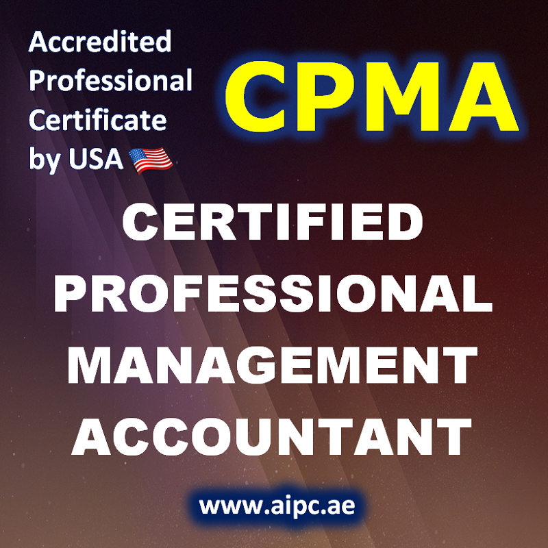 Certified Professional Management Accountant