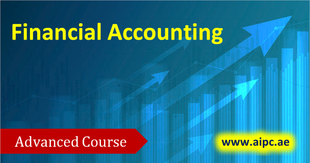 Financial Accounting Advanced Course