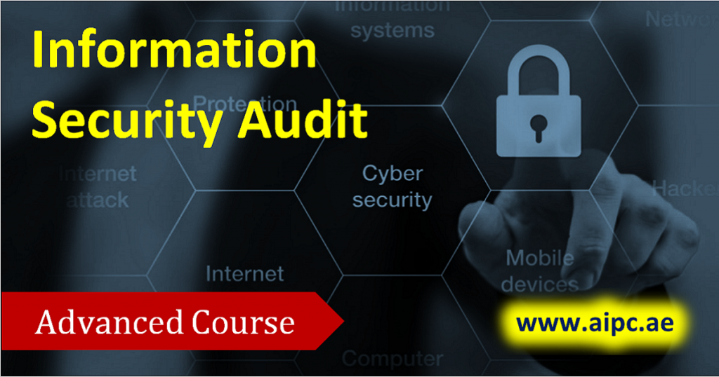 IS Audit Advanced Course
