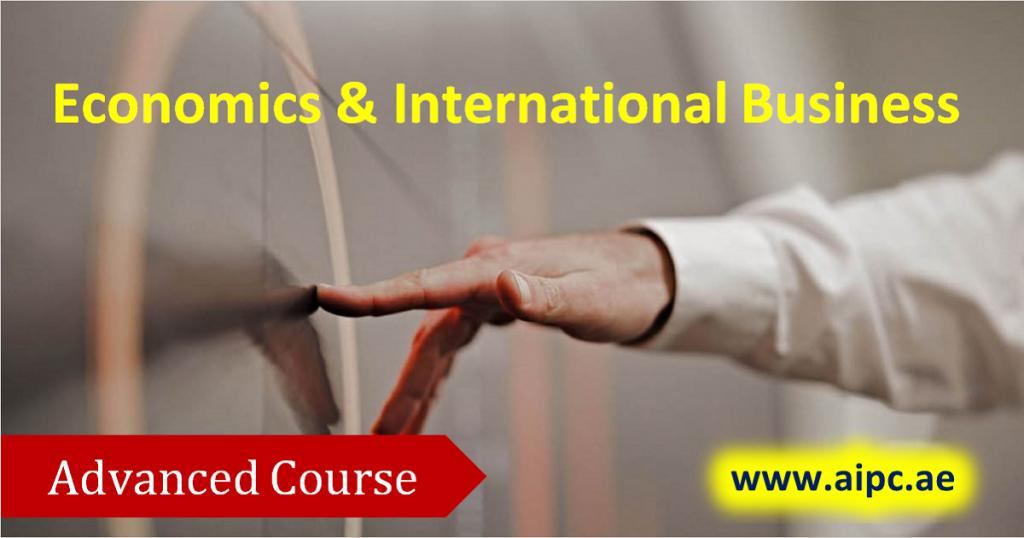 Economics & International Business